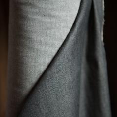 Merchant and Mills <br>Denim dress weight '5oz' (Black)
