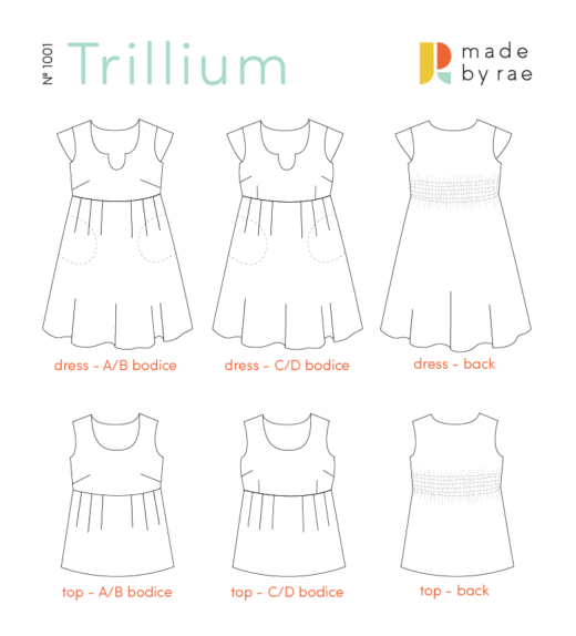 Trillium 2020 - view card